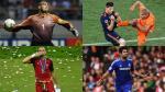 Diego Costa, Pepe, De Jong y el once de jugadores más 'macheteros' - Noticias de genaro gattuso