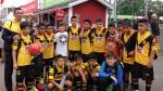 Claudio Pizarro: su hijo jugó por Cantolao en torneo de menores en Suecia - Noticias de adriano farfan