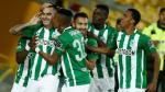 Atlético Nacional derrotó 1-0 con suplentes al Fortaleza por Liga Águila - Noticias de franco ramos