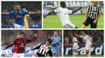 Juventus hizo cuatro de los 10 traspasos más caros de la historia de la Serie A - Noticias de hernan crespo