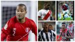 Los fichajes más caros de la historia del fútbol peruano - Noticias de percy olivares