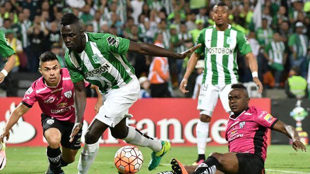 Deportivo Cali derrotó por la mínima diferencia a Nacional en Palmaseca
