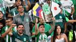 Atlético Nacional vs. Independiente del Valle: el color en las tribunas por final de Copa - Noticias de estadio nacional