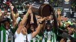 Atlético Nacional de Colombia es el campeón de la Copa Libertadores - Noticias de alexis ayala