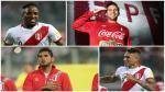 Fiestas Patrias: los futbolistas peruanos enviaron sus saludos - Noticias de ivan bulos