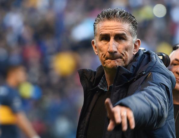 No con Argentina, tampoco con Emiratos Árabes, pero el técnico Edgardo Bauza estará en Rusia 2018 con Arabia Saudita.