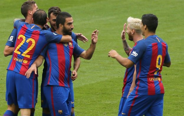 Barcelona vs. Leicester en vivo por la International Champions Cup