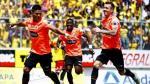 Barcelona SC derrotó 2-1 al Aucas por la Serie A en la Liga de Ecuador - Noticias de mario vera