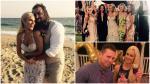 WWE: los luchadores que asistieron a la boda de Lana y Rusev - Noticias de brie bella