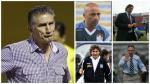 Como Bauza: los técnicos que dirigieron en Perú y hoy triunfan en el exterior - Noticias de valencia juan antonio pizzi