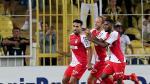 Radamel Falcao: marcó gol, lleva siete tantos en siete partidos y se lesiona - Noticias de radamel garcia