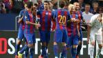 Barcelona venció 4-2 a Leicester City por International Champions Cup - Noticias de aleix martinez
