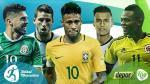 Río 2016: resultados y tablas de posiciones de la primera fecha de fútbol - Noticias de arena fonte nova