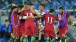Argentina cayó 2-0 ante Portugal en su debut en los Juegos de Río 2016 - Noticias de portugal vs argelia