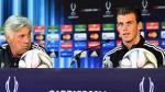 Ancelotti reveló los problemas que tuvo con Gareth Bale en Real Madrid - Noticias de carlo reyes