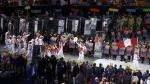 Río 2016: así fue el desfile la delegación peruana en el Maracaná - Noticias de julissa diez canseco
