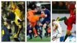 Te dolerá con solo verlas: las siete peores faltas en el fútbol - Noticias de jose luis chilavert