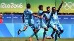 Fiji anotó su primer gol en Río 2016 tras un 'blooper' del portero de México - Noticias de roy lee