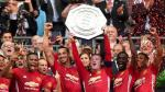 Manchester United se llevó la Community Shield al ganarle 2-1 a Leicester City - Noticias de marouane fellaini