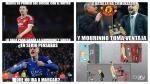 Estos son los memes que dejó el gol de Ibrahimovic y la victoria del United - Noticias de galatasaray