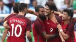 Honduras cayó 2-1 frente a Portugal por los Juegos Olímpicos de Río - Noticias de portugal vs argelia