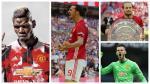 Qué tiemble Europa: el súper once de Manchester United con llegada de Pogba - Noticias de capital one cup