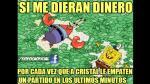 Universitario vs. Sporting Cristal: los memes tras el empate inesperado - Noticias de roberto challe