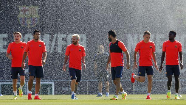 Barcelona vs. Sampdoria por el Trofeo Joan Gamper