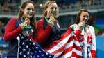 Río 2016: sigue todos los récords mundiales batidos hasta el momento - Noticias de sarah nagy
