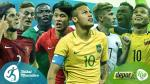 Río 2016: así se jugarán los cuartos de final del fútbol masculino - Noticias de sao salvador