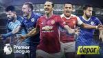 Premier League: resultados, tablas de posiciones y goleadores tras fecha 1 - Noticias de alvaro negredo