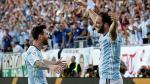 Con Messi y sin Higuaín, la primera lista de Bauza para Argentina - Noticias de mariano andujar