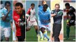 Fútbol peruano: los jugadores más experimentados del campeonato local - Noticias de john galliquio
