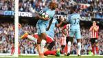 Manchester City venció por 2-1 al Sunderland por fecha 1 de la Premier League - Noticias de kevin love