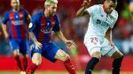 Las mejores imágenes del triunfo del Barcelona ante Sevilla por la Supercopa - Noticias de supercopa de españa