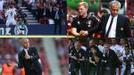 Mourinho: así vivió el técnico su debut con el Manchester United en Premier - Noticias de chelsea juan mata