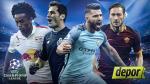 Champions League: resultados de los partidos de ida de los play-offs - Noticias de viktoria plzen hora