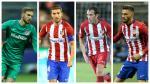 Atlético de Madrid: así sería la alineación para el debut en La Liga - Noticias de nico gaitan
