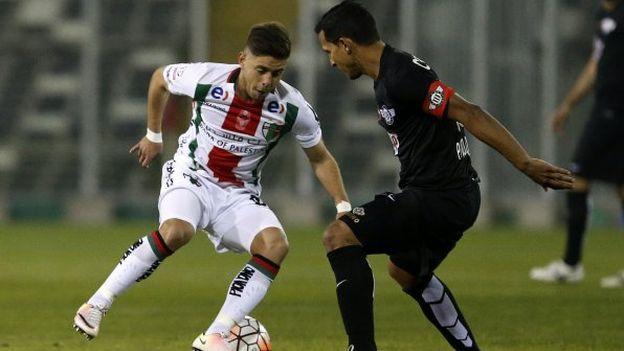 Palestino vs.  Liberdade: agora jogar para Copa Sul-Americana 2016