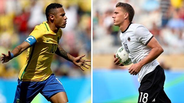 Previo Brasil vs Alemania en Río 2016