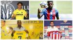 Liga Santander 2016-2017: las nuevas caras que veremos esta temporada (FOTOS) - Noticias de kevin prince