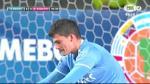 Iván Bulos y el penal que provocó para O'Higgins en Copa Sudamericana - Noticias de ivan bulos