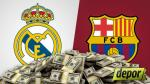 ¿Quiénes son los agentes que manejan el mercado de Barcelona y Real Madrid? - Noticias de joseph angeles