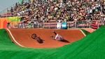 Río 2016: impactante caída en ciclismo BMX de los Juegos Olímpicos - Noticias de saltado de coliflor