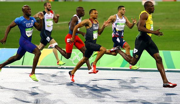 Usain Bolt gana su segundo oro en Río 2016