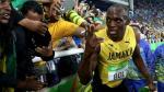 Usain Bolt en Río 2016: las postales de un nuevo oro en los Juegos Olímpicos - Noticias de justin gatlin