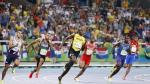 Río 2016: Usain Bolt hace historia con médico que despidió Guardiola - Noticias de estrella rosa