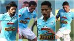 Sporting Cristal: el equipo que debutará en las liguillas ante Comercio - Noticias de juveniles de unión comercio
