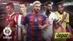 Liga Santander: tabla y resultados tras finalizar la fecha 1 - Noticias de ezequiel ponce