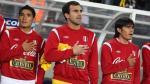 Selección Peruana: el último equipo de 'altura' que jugó en La Paz - Noticias de julio edson uribe